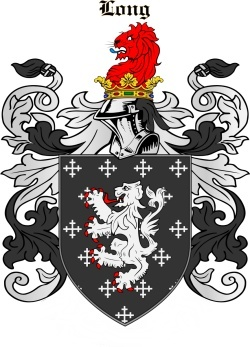 Longe family crest