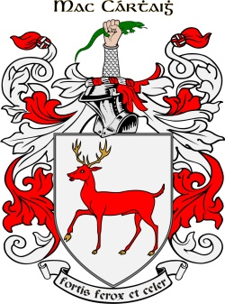 MCCARTHY family crest