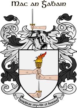 MACGOWAN family crest