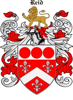 RED family crest